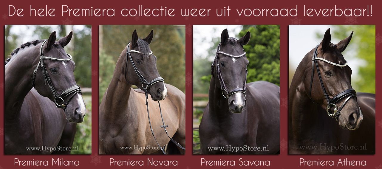 Premiera weer leverbaar + nieuwe modellen!