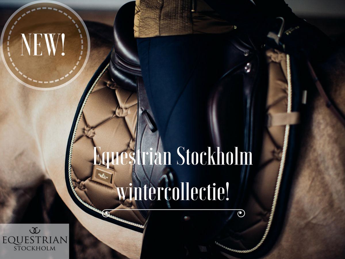 Wintercollecie Equestrian Stockholm 2017