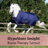 Gastblog by Bucas: Bucas Therapy Turnout