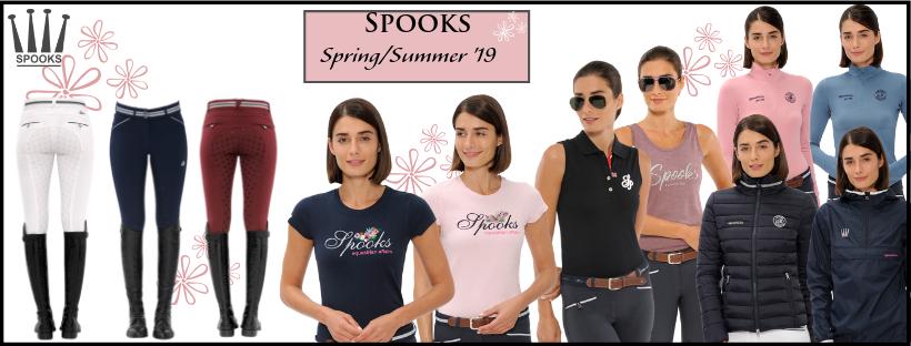 Spooks SS'19