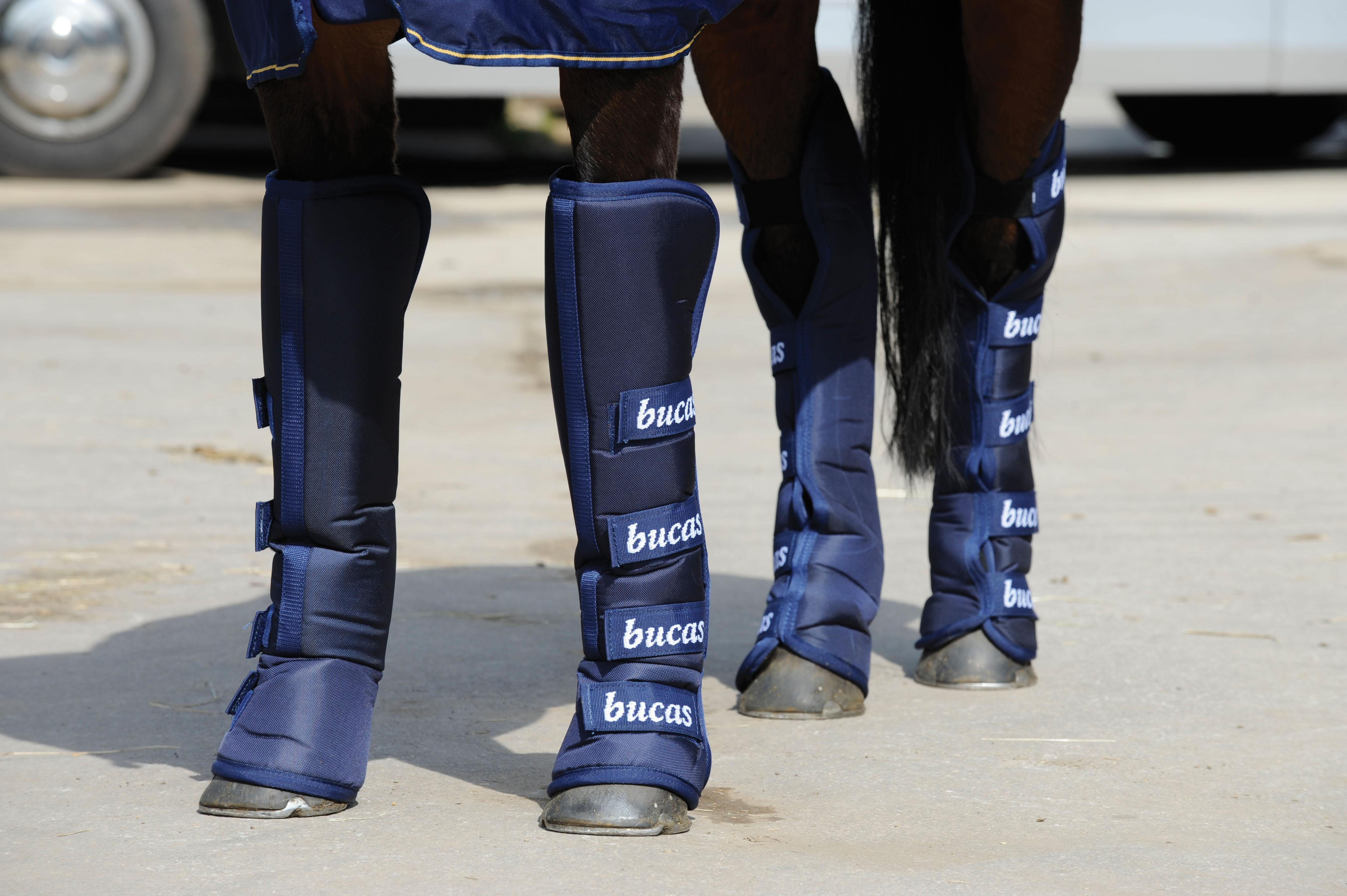 Afbeelding van Bucas 2000 Boots Transportbeschermers Navy