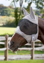 LeMieux Comfort Shield vliegenmasker met oren