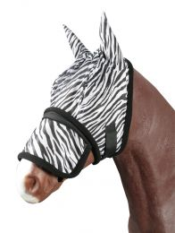 "Pfiff Vliegenmasker ""Zebra"""