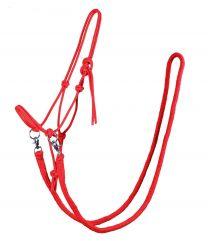 QHP touwhalster met teugel