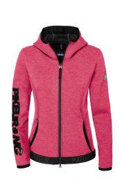 Pikeur Ginny fleece vest roze W18