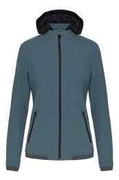 Cavalleria Toscana SS'20 Women's Softshell Warm-Up Jacket Dames
