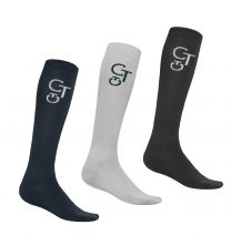 Cavalleria Toscana SS'21 CT Letters and Logo 3-pack Sokken