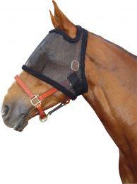 Harry's Horse vliegenmasker zwart