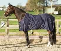 Harry's Horse Polycotton zomerdeken navy
