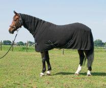 Harry's Horse Fleece deken Deluxe met Hals