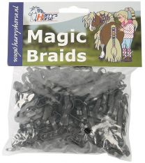 Harry's Horse Magic Braids manenelastiekjes