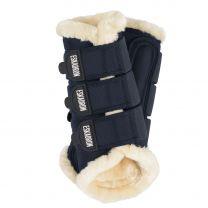 Eskadron Classic soft tendon boots faux fur