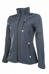 HKM softshell dames/kinder jas