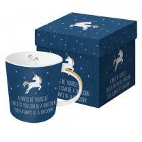 Pfiff Beker Always Unicorn in geschenkverpakking
