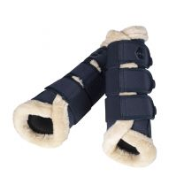 Eskadron SS'20 Classic Sports soft tendon boots faux fur mesh