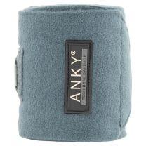 ANKY® FW'20 fleece bandages Slate Blue