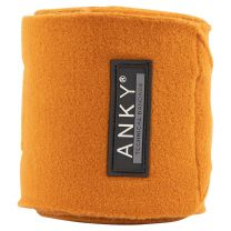 ANKY SS'21 fleece bandages Copper