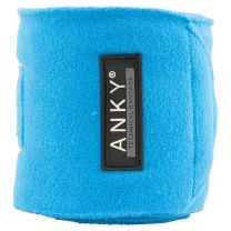 ANKY SS'21 fleece bandages Brilliant Blue