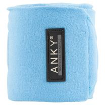 ANKY SS'21 fleece bandages Bonnie Blue