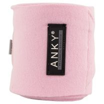 ANKY SS'21 fleece bandages Candy Pink
