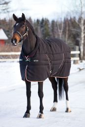 Rambo Cosy Stable Heavy Black, tan/orange and black 400gr.