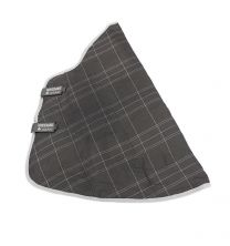 Rhino Original Stable Hals Charcoal Grey & White Check with grey 150g