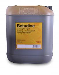 Betadine Oplossing 5000ml