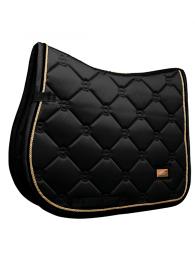Equestrian Stockholm veelzijdigheid dekje Black Edition Gold FW'19
