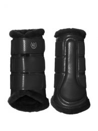 Equestrian Stockholm SS'21 Black Edition brushing boots