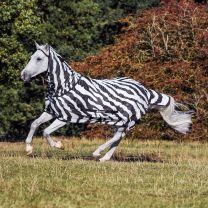 Bucas Buzz-Off Zebra Met Afneembare Hals