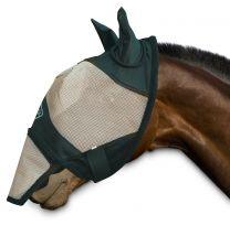 Sectolin Vliegenmasker met oren en afritsbaar neusdeel
