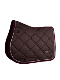 Equestrian Stockholm veelzijdigheid dekje Deep Brown Bordeaux