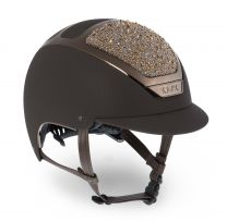 Kask Dogma Swarovski on the Rocks Bruin