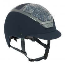 Kask Dogma Swarovski on the Rocks Navy