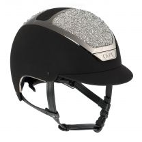 Kask Dogma Swarovski on the Rocks Black-Silver