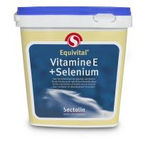 Sectolin Equivital Vitamine E + Selenium 1kg