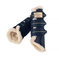 Eskadron Heritage AW'19 Soft Tendon Boots Faux Fur