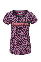 Eskadron Fanatics Nala Dames Shirt Poppypink