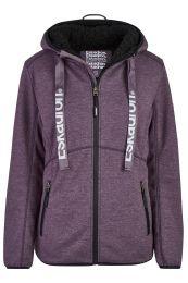 Eskadron FW'20 Fanatics Ruby Jersey zip hoodie