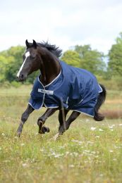 Bucas Freedom Turnout Light Pony Blauw