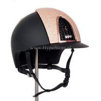 KEP Cromo T Zwart Dubbel Glitter Star Pink