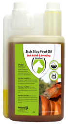 Itch Stop Feed Oil Horse