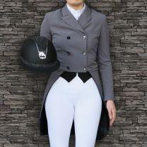 Kingsland Frances Slipjas grijs Limited Edition