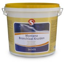 Sectolin Montana Bronchiaal Kruid 3 KG