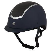 BR Sigma cap met carbon top