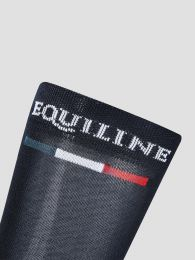 Equiline silver plus light sokken