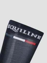 Equiline silver plus light sokken
