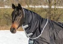 Bucas Smartex Combi Neck Zwart 300 gr.