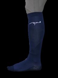 Dyon sokken navy 2-pack