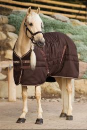 Rambo Stable Rug Medium Dark Brown with Beige 200 gr.